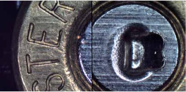 kính hiển vi so sánh Vision X